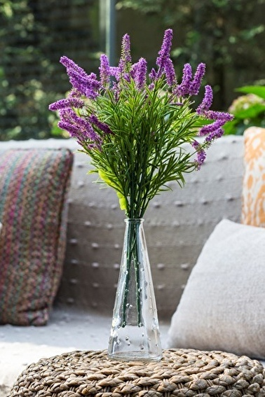Arma House Cote d'Azur Pembe Yapay Lavanta ( Yapay Çiçek ) Pembe